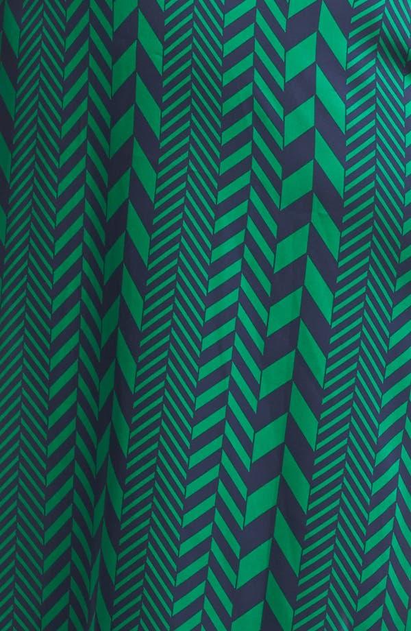 Alternate Image 3  - MICHAEL Michael Kors 'League Stripe' Tank Dress (Plus Size)