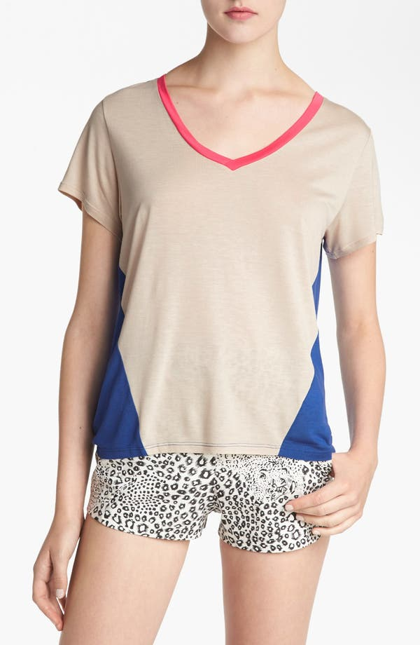 Alternate Image 1 Selected - Piper Colorblock V-Neck Top