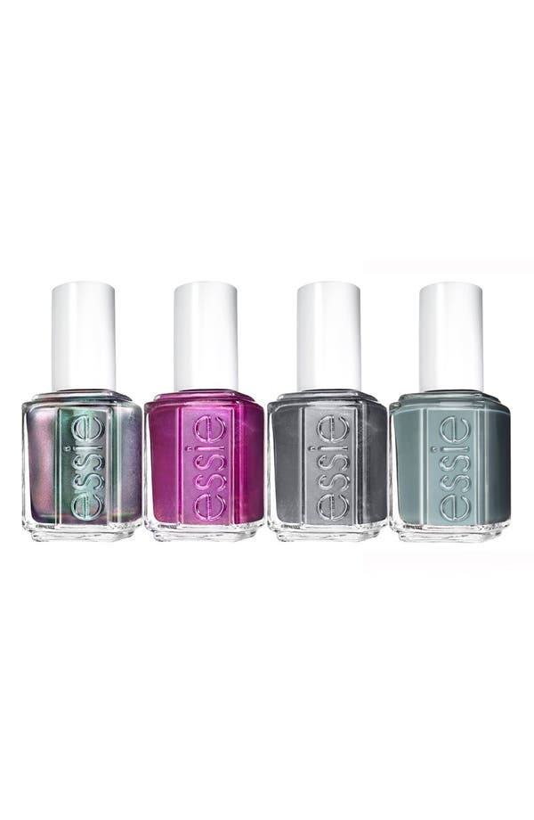 Alternate Image 1 Selected - essie® 'Fall Collection 2013' Mini Set