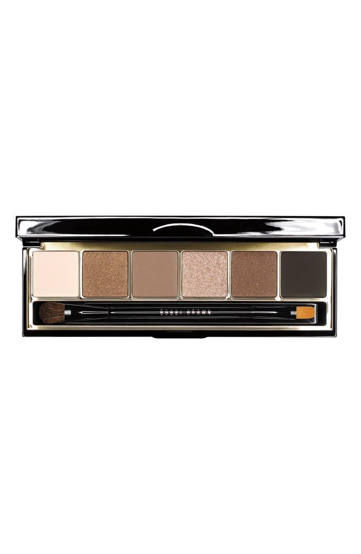 Warm Eyeshadow Palettes: Bobbi Brown Limited Edition 'Smokey