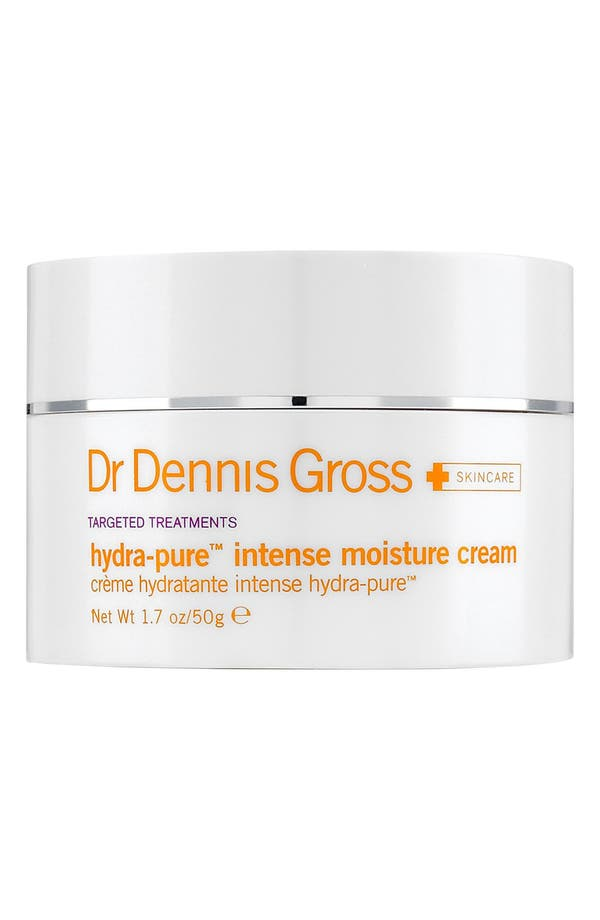 Alternate Image 1 Selected - Dr. Dennis Gross Skincare Hydra-Pure Intense Moisture Cream