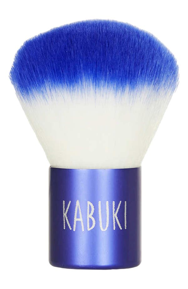 Main Image - Topshop Kabuki Brush