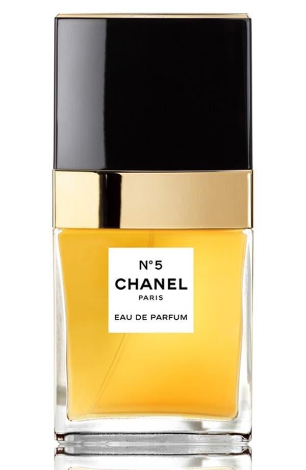 Alternate Image 1 Selected - CHANEL N°5  Eau de Parfum Spray