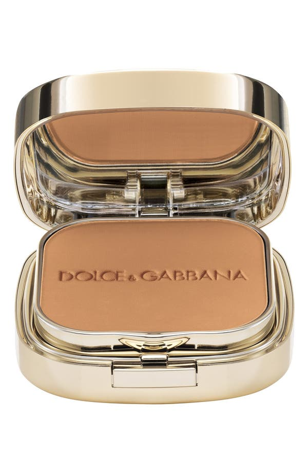 Alternate Image 1 Selected - Dolce&Gabbana Beauty Perfect Matte Powder Foundation