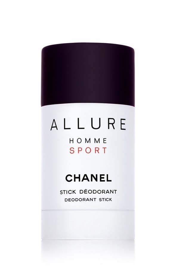Alternate Image 1 Selected - CHANEL ALLURE HOMME SPORT  Deodorant Stick