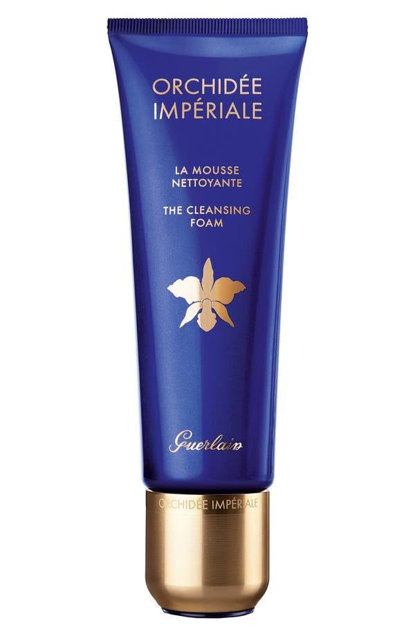 Alternate Image 1 Selected - Guerlain 'Orchidée Impériale - The Cleansing Foam' Cleanser