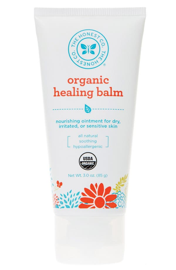 Alternate Image 1 Selected - The Honest Company Organic Healing Balm