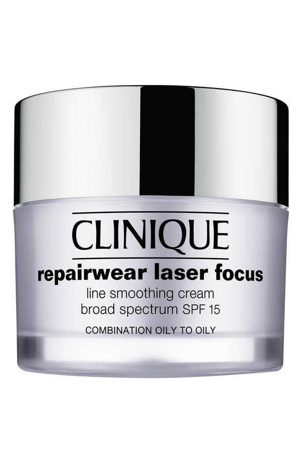 CLINIQUE 'Repairwear' Laser Focus SPF 15 Line Smoothing