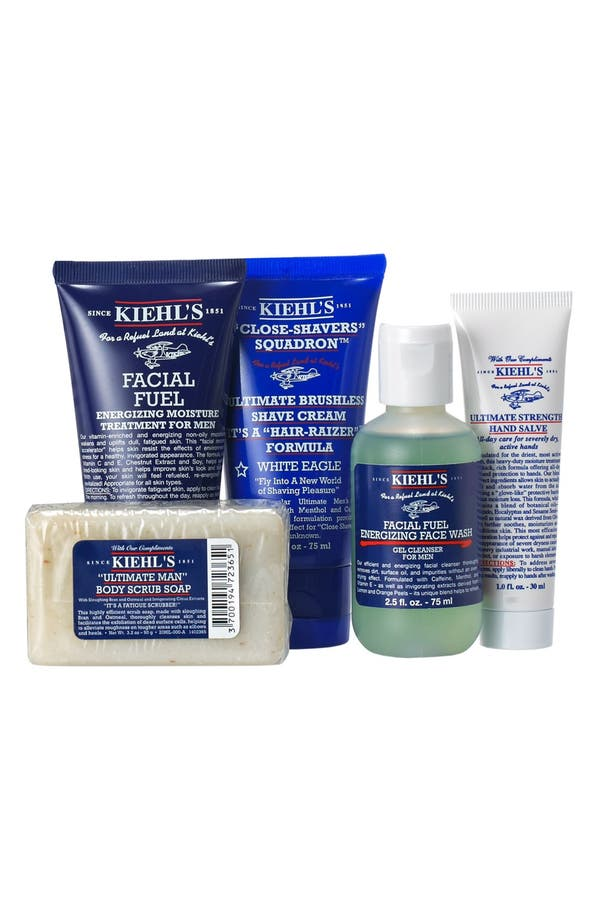Alternate Image 1 Selected - Kiehl's Since 1851 Men's Starter Kit
