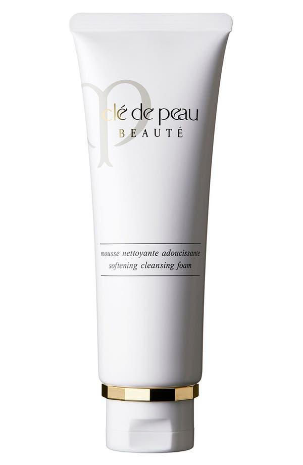 CLÉ DE PEAU BEAUTÉ Softening Cleansing Foam