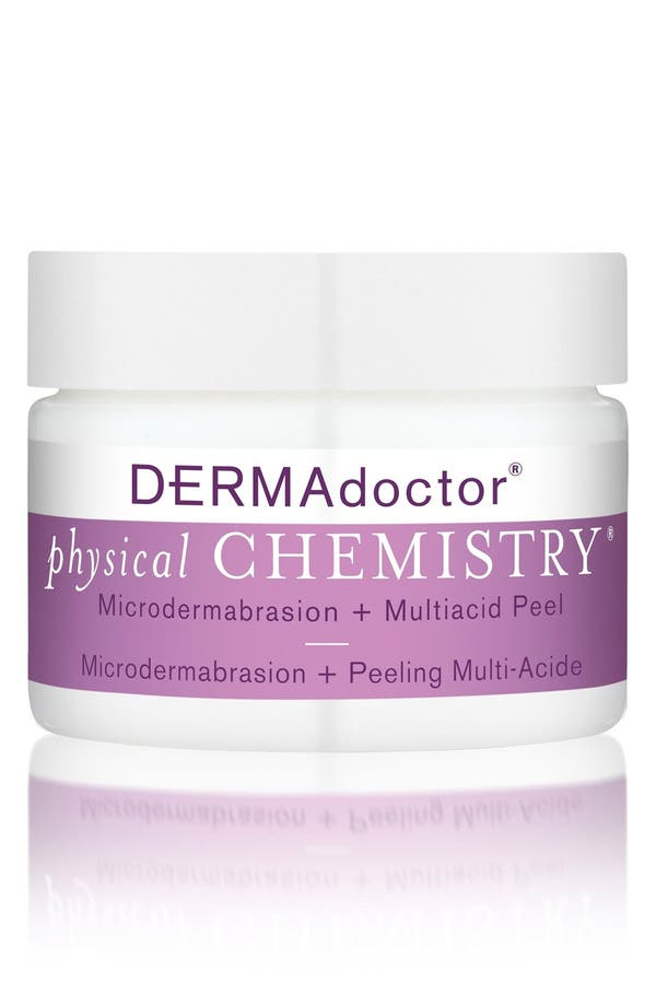 Alternate Image 1 Selected - DERMAdoctor® 'physical CHEMISTRY®' Facial Microdermabrasion + Multiacid Chemical Peel