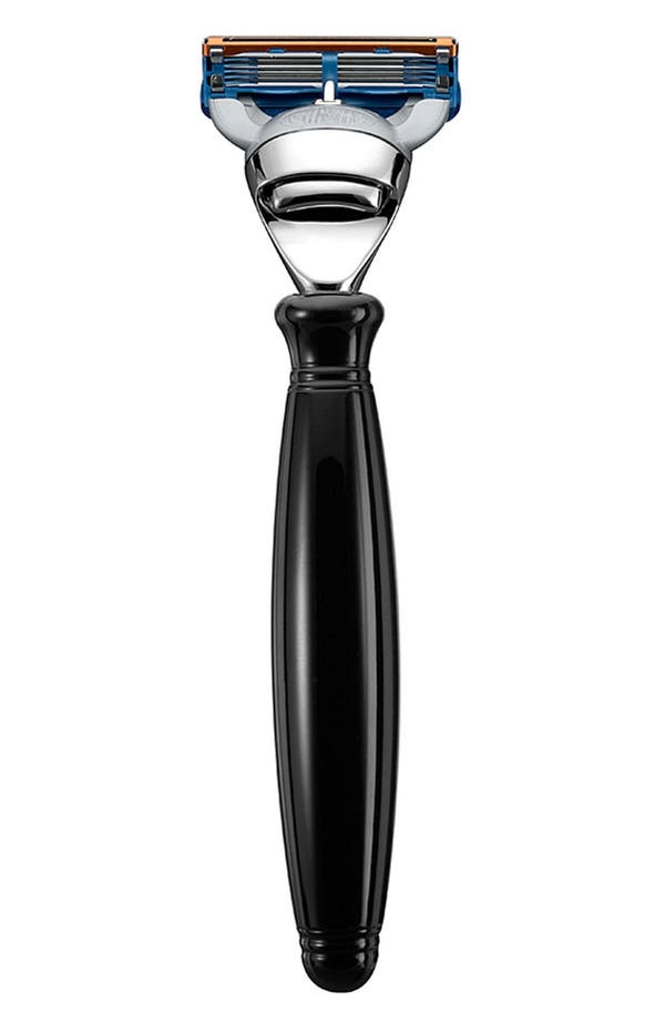Alternate Image 1 Selected - The Art of Shaving® Fusion™ Black Nickel Razor