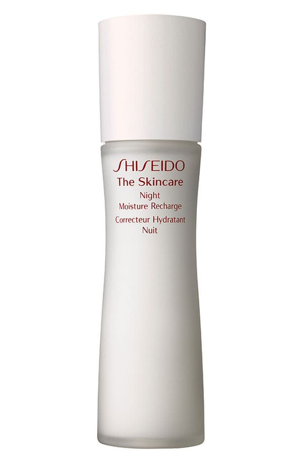 Alternate Image 1 Selected - Shiseido 'The Skincare' Night Moisture Recharge