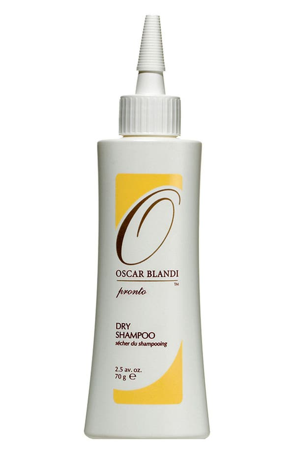 Main Image - OSCAR BLANDI 'Pronto' Dry Shampoo