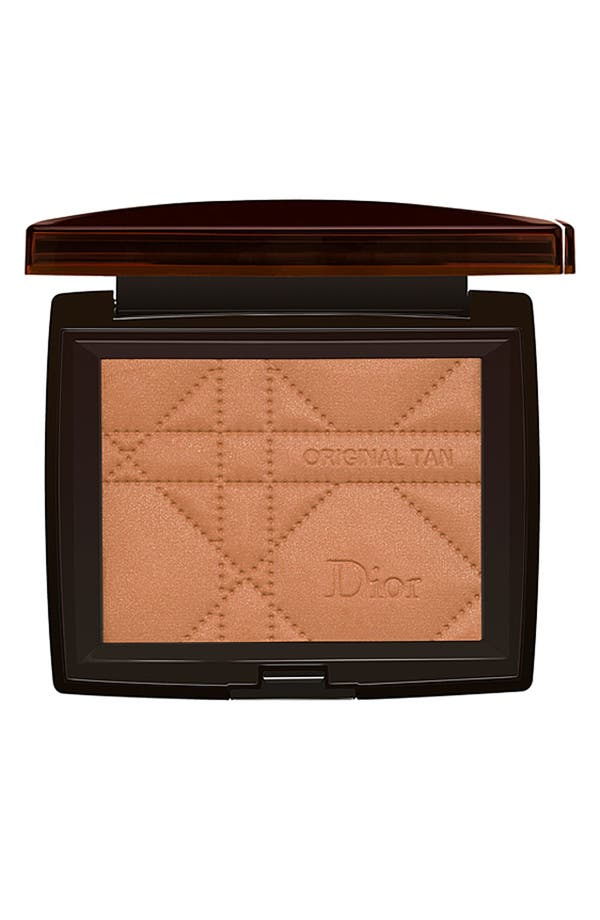 Alternate Image 1 Selected - Dior Bronze 'Original Tan' Healthy Glow Bronzing Powder