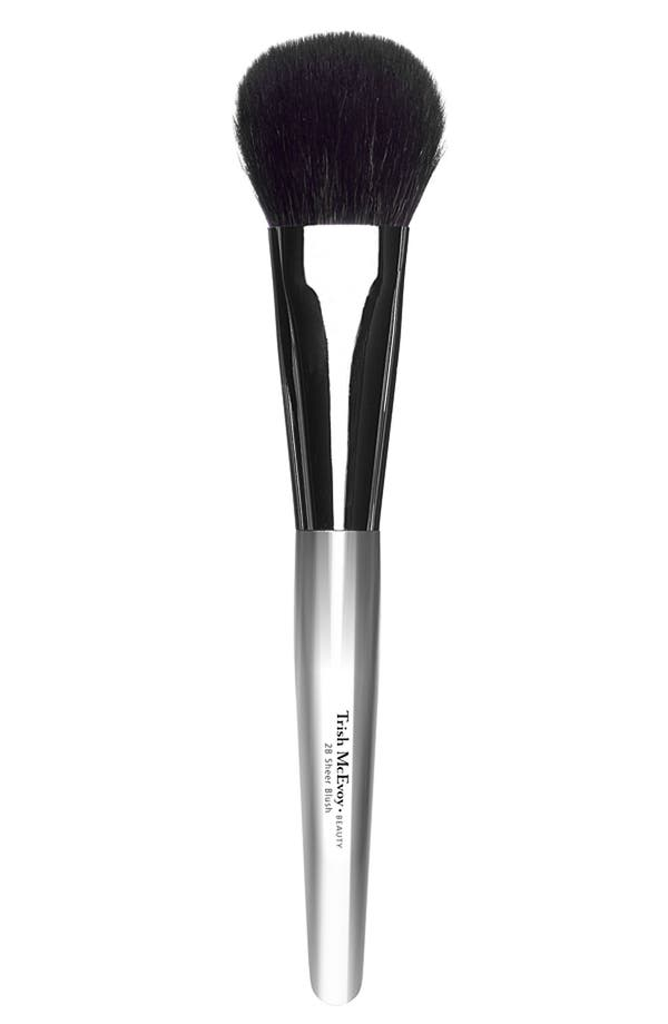 Alternate Image 2  - Trish McEvoy Sheer Blush Brush #2B