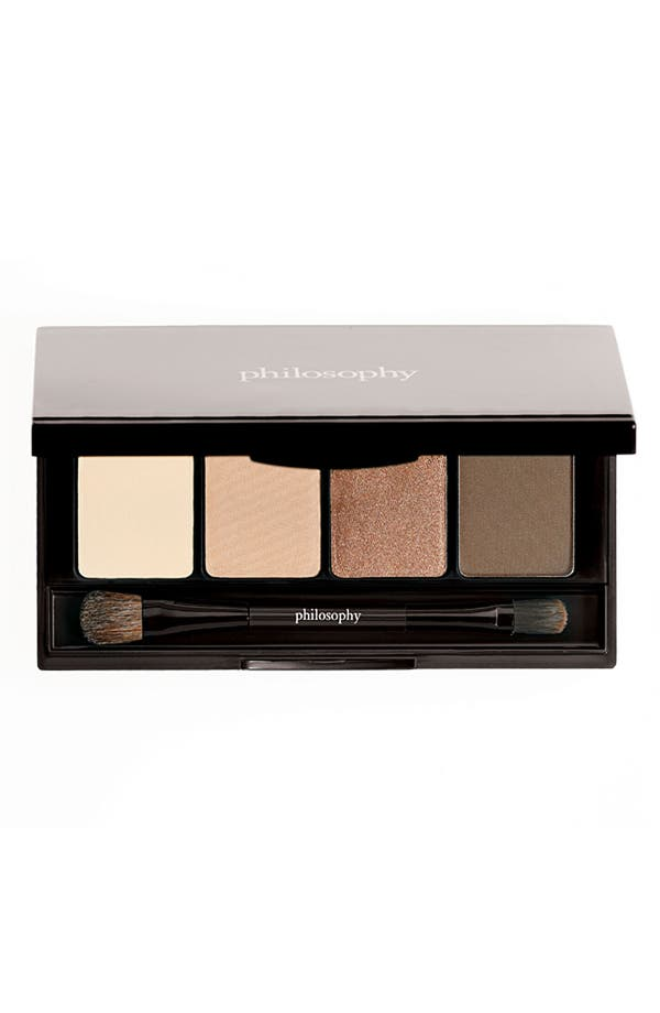 Main Image - philosophy 'the supernatural windows to the soul' eyeshadow palette