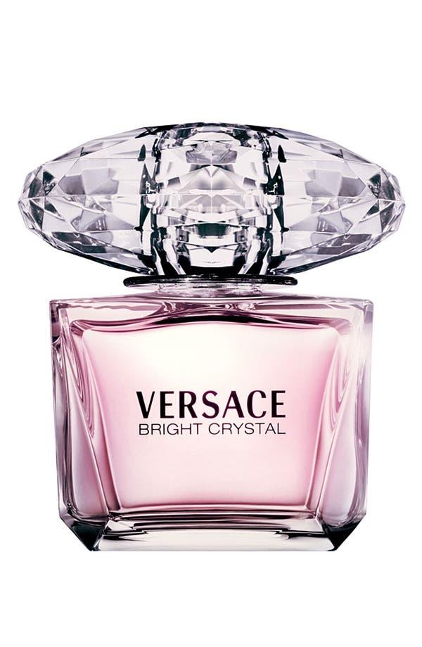 Main Image - Versace Bright Crystal Eau De Toilette