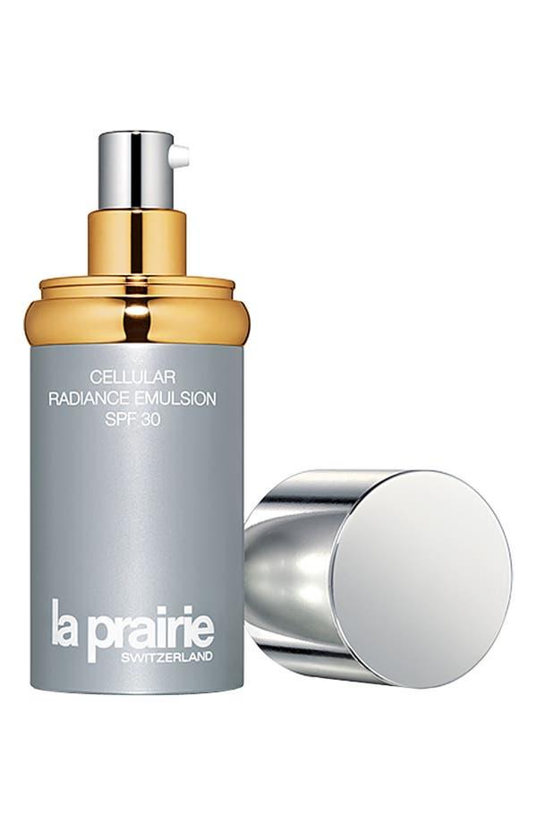 Alternate Image 1 Selected - La Prairie Cellular Radiance Emulsion SPF 30