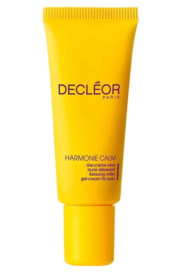 Alternate Image 1 Selected - Decléor Harmonie Calm Relaxing Milky Gel-Cream for Eyes