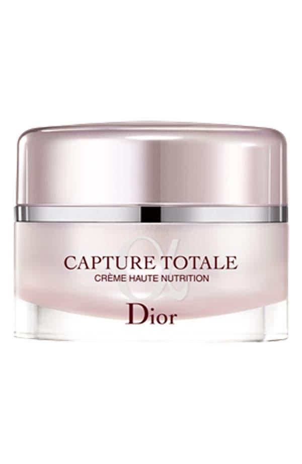 Alternate Image 1 Selected - Dior 'Capture Totale' Nurturing Rich Crème