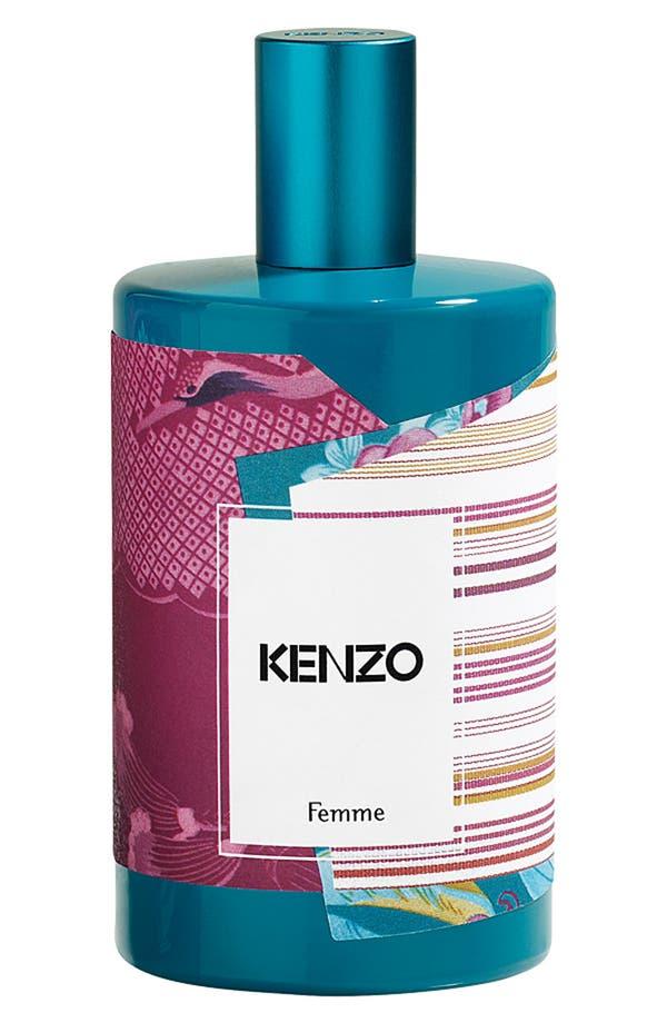 Alternate Image 1 Selected - KENZO Femme Eau de Toilette (Nordstrom Exclusive)