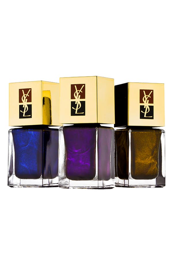 Alternate Image 1 Selected - Yves Saint Laurent Nail Trio ($60 Value)