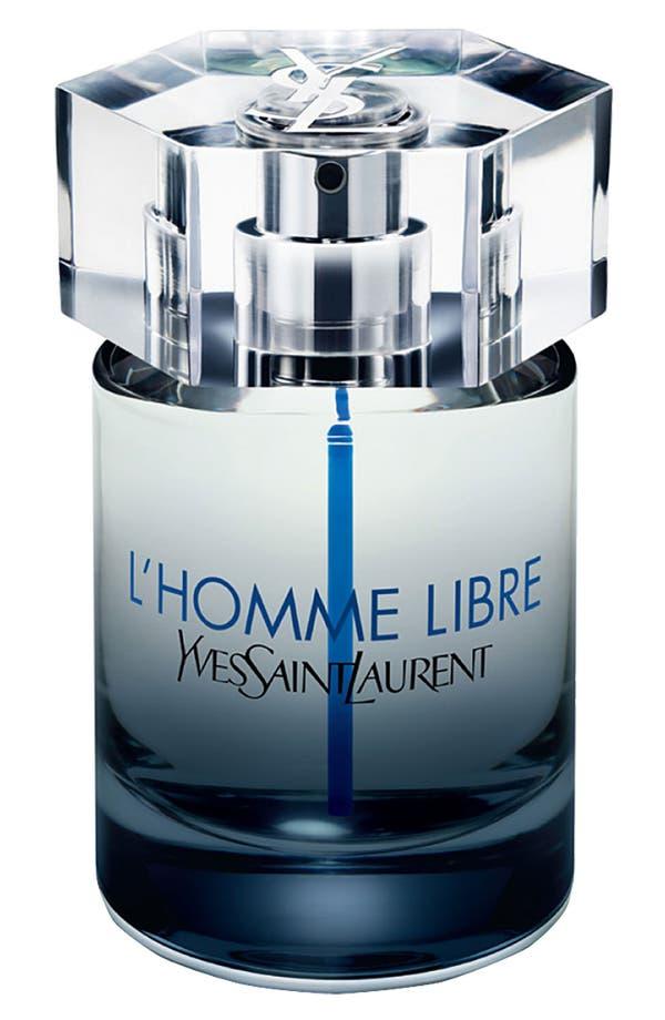 Main Image - Yves Saint Laurent 'L'Homme Libre' Eau de Toilette