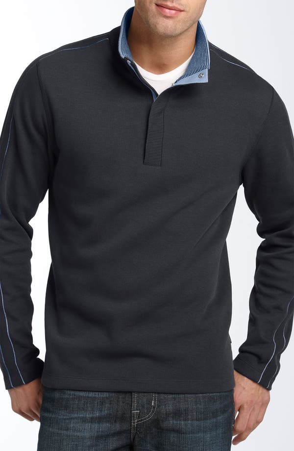 Alternate Image 1 Selected - BOSS HUGO BOSS 'Piceno' Regular Fit Pullover