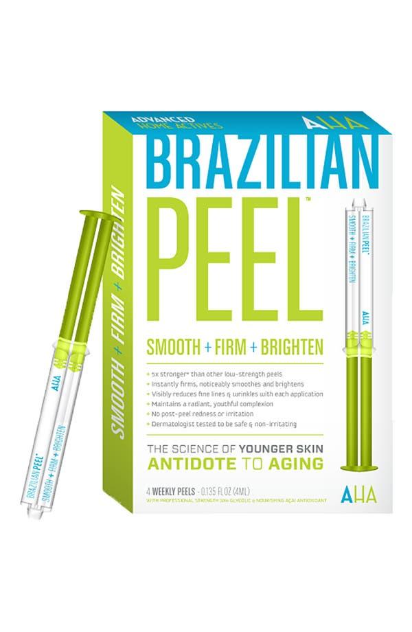 Alternate Image 1 Selected - Brazilian Peel™ Weekly Peel (4-Pack)
