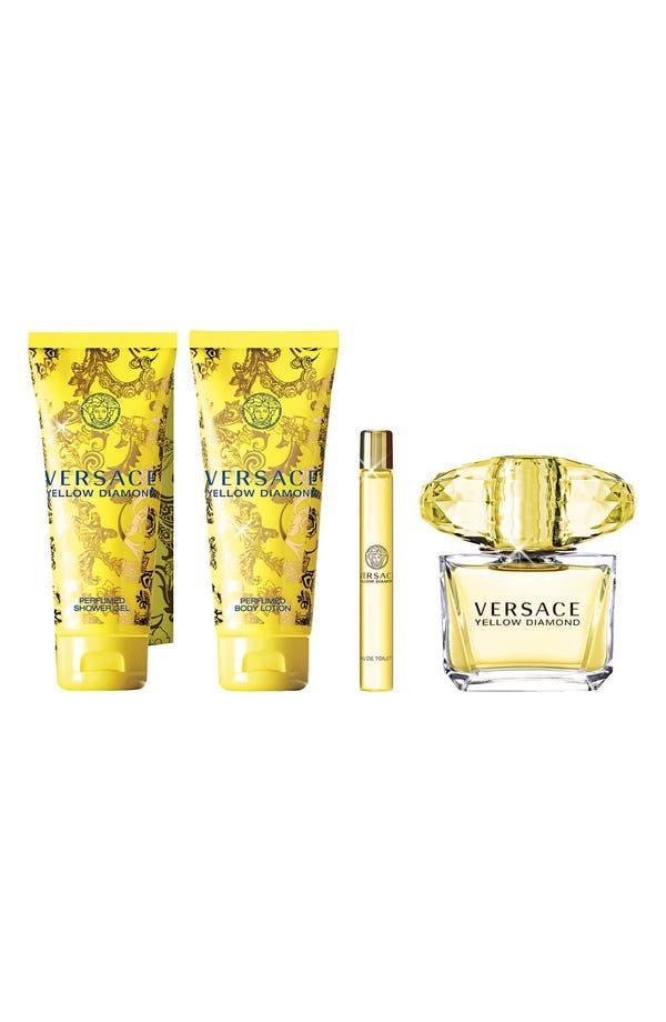 Main Image - Versace 'Yellow Diamond' Gift Set ($147 Value)