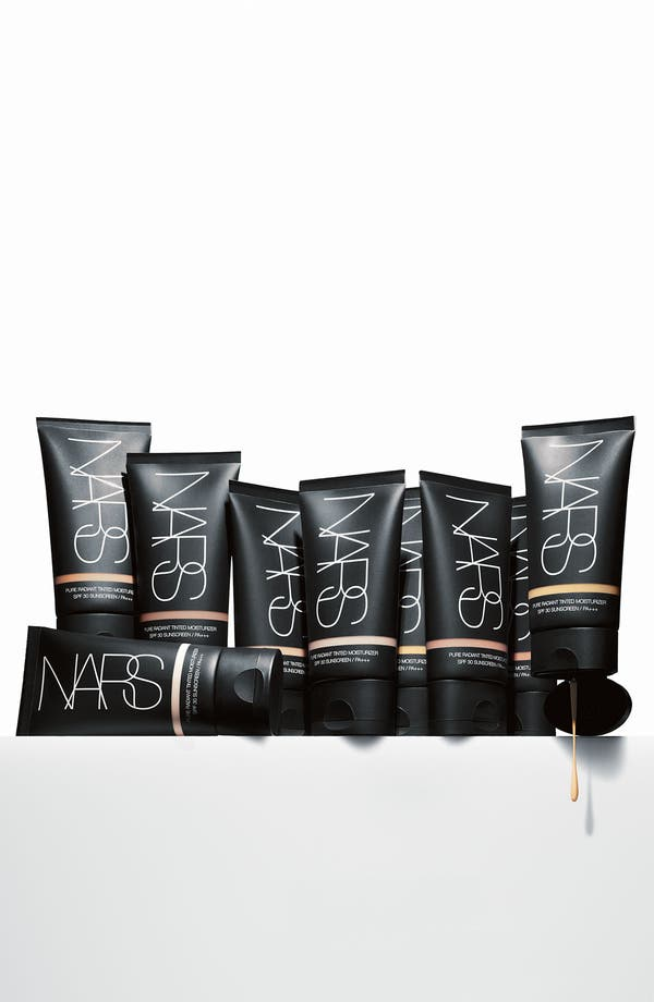 Alternate Image 2  - NARS Pure Radiant Tinted Moisturizer Broad Spectrum SPF 30