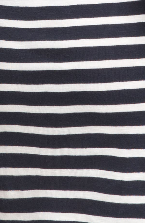 Alternate Image 3  - French Connection Long Sleeve Striped Knit Dress