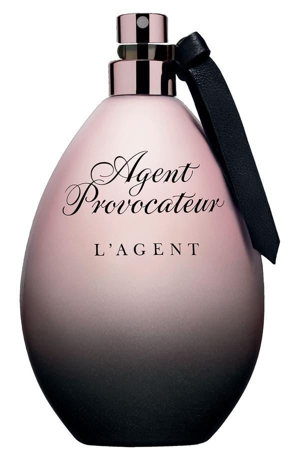 Alternate Image 1 Selected - Agent Provocateur 'L'Agent' Eau de Parfum
