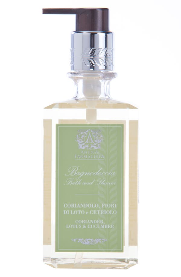 Alternate Image 1 Selected - Antica Farmacista 'Coriander, Lotus & Cucumber' Bath & Shower Gel