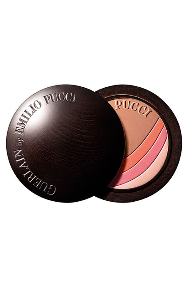 Alternate Image 1 Selected - Guerlain by Emilio Pucci 'Terra Azzurra' Powder Bronzer & Blush