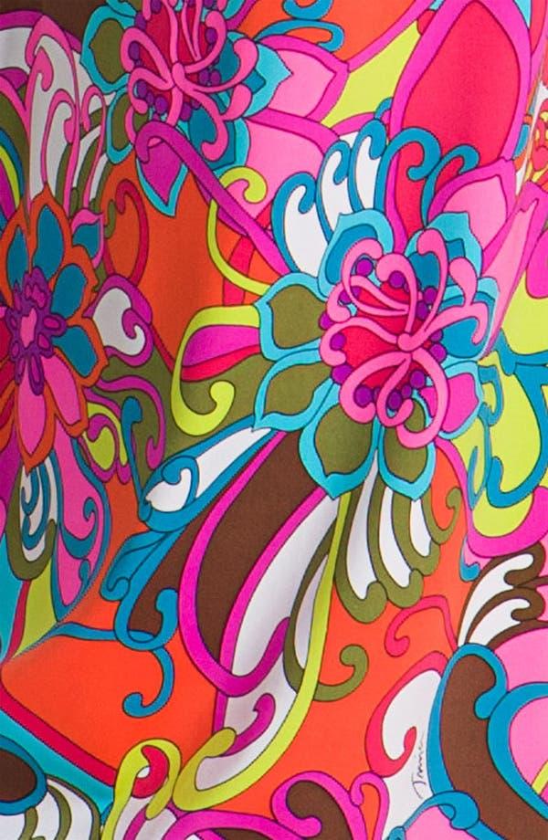 Alternate Image 3  - Trina Turk 'Fiji Flowers' Cover-Up Pants