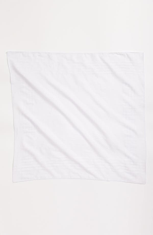 Alternate Image 2  - Nordstrom Men's Shop Cotton Handkerchief (7-Pack)