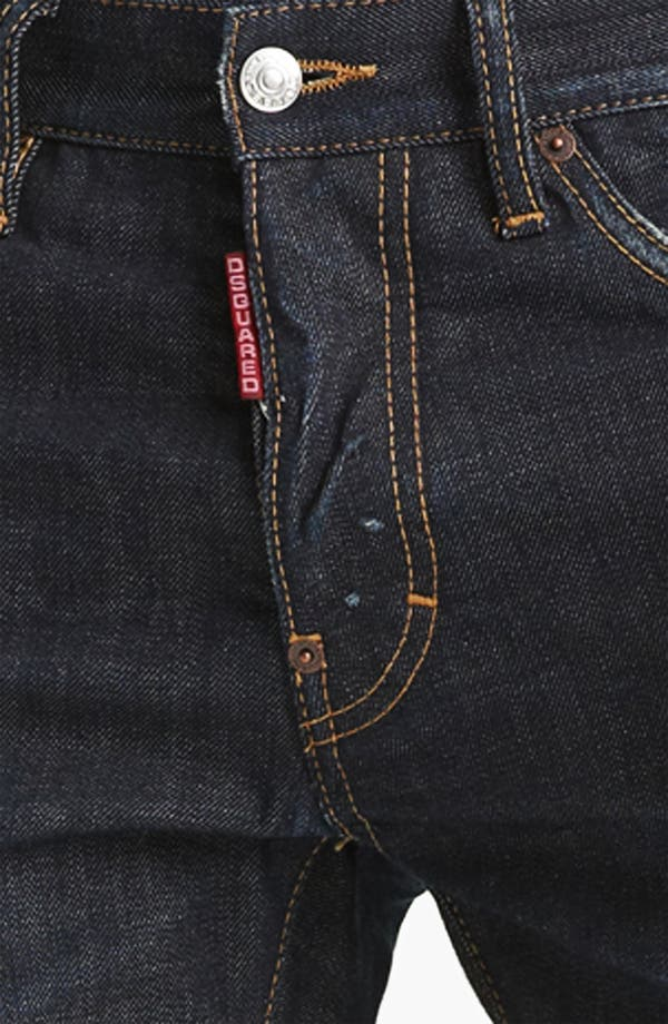 Alternate Image 5  - Dsquared2 'Dean' Slim Fit Jeans (Everywhere)