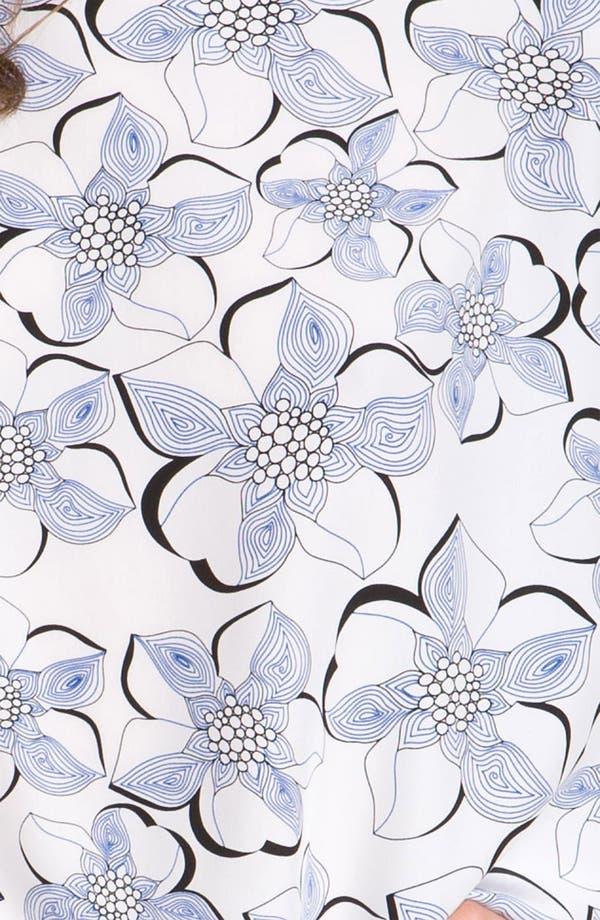 Alternate Image 3  - Diane von Furstenberg 'Tomori' Silk Top