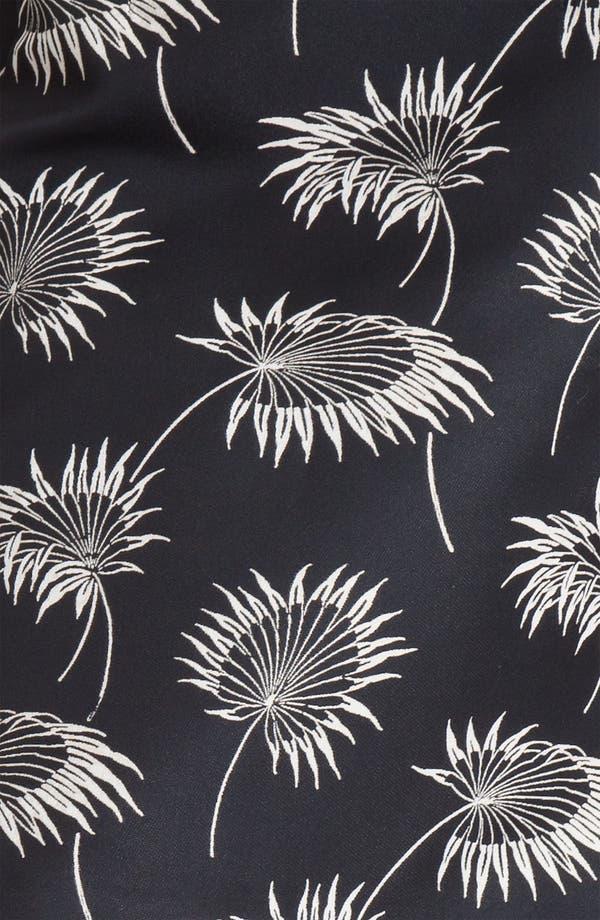 Alternate Image 3  - Marni Floral Print A-Line Skirt