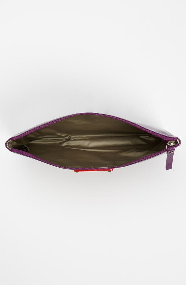 Alternate Image 3  - kate spade new york 'daycation - gia' flat pouch