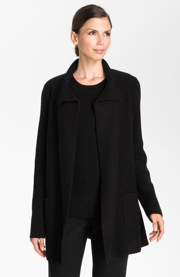 Main Image - St. John Collection Cashmere Cardigan