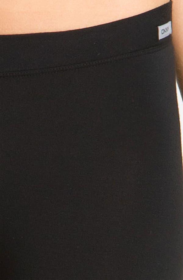 Alternate Image 3  - DKNY 'Effortlessly' Long Leggings