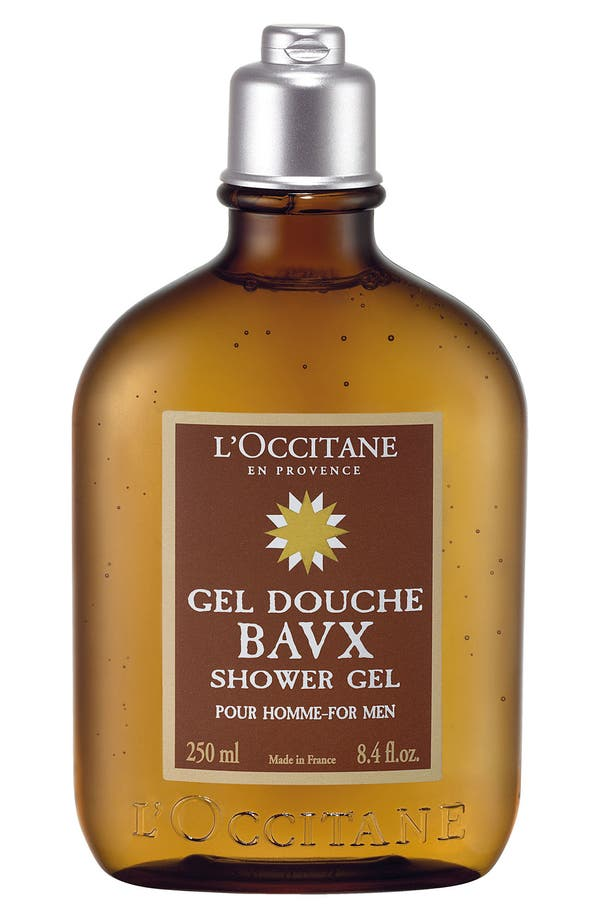 Alternate Image 1 Selected - L'Occitane 'Pour Homme - Eau des Baux' Shower Gel