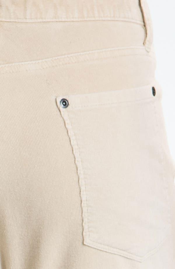 Alternate Image 3  - Cutter & Buck 'Denny' Washed Corduroy Pants