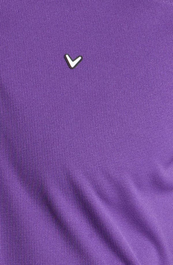 Alternate Image 3  - Callaway Golf Apparel Polo