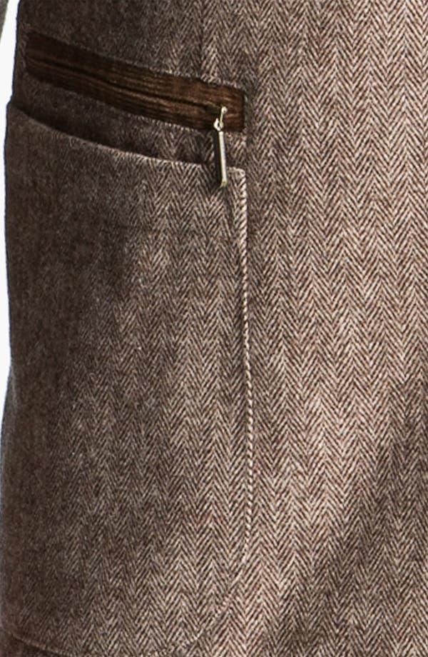 Alternate Image 3  - Tommy Bahama Denim 'Heritage' Herringbone Blazer