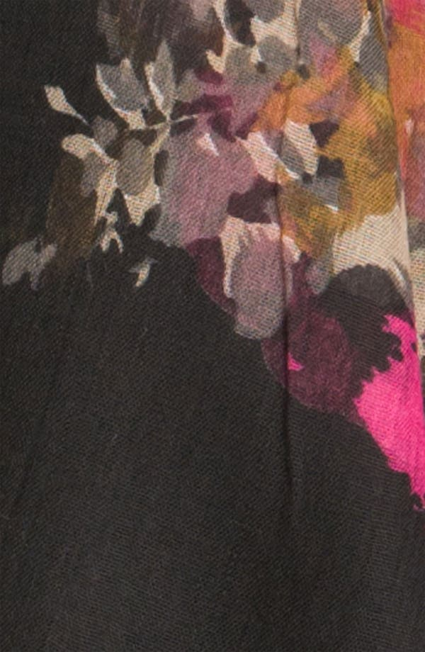 Alternate Image 2  - Tasha 'Tainted Floral' Scarf