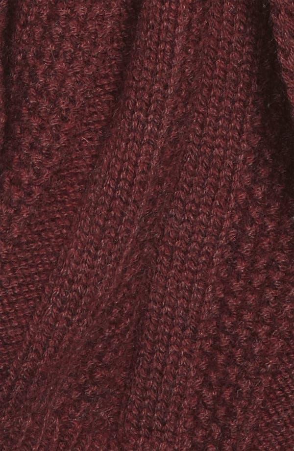 Alternate Image 2  - UGG® Australia Textured Scarf